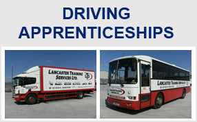 Apprentices Driving Goods Vehicles