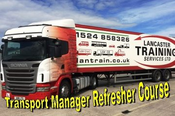 Transport Manager CPC Refresher